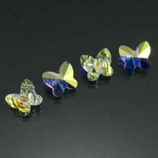 Fluture 6 mm - Crystal AB
