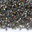 Biconic Swarovski 4 mm - Crystal Vitrail Medium