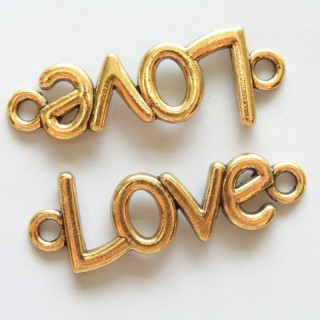 Conector Gold Love