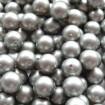 Perle Rotunde semigaurite 8 mm - Powder Green