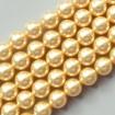 Perle Swarovski 8 mm - Gold