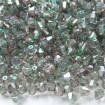 Biconic Swarovski 4 mm - Crystal Paradise Shine