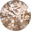 Rivoli 14 mm - Rose Patina