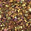 Miyuki HalfTILA - Metallic Gold Iris