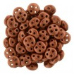 Quadra Lentil - Matte Metallic Bronze Copper