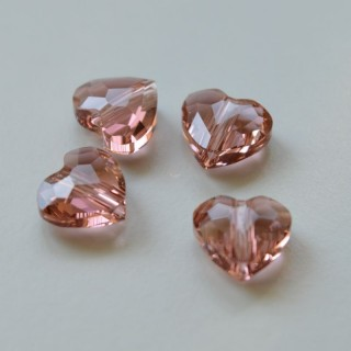 Love Bead 8 mm - Blush Rose