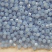 Biconic Swarovski 4 mm - Air Blue Opal