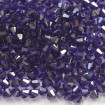 Biconic Swarovski 6 mm - Purple Velvet