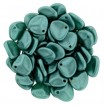 Petals 8 x 7 mm - Pearl Coat Teal