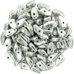 Prong Beads - Silver