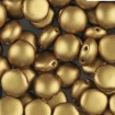 Margele Candy 8 mm - Antique Gold Bronze
