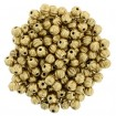 Melon 3 mm - Matte Metallic Flax