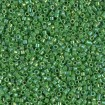 Miyuki Delica 11/0 - Opaque Green AB