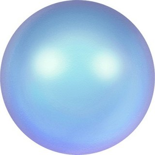 Perle Swarovski 8 mm - Iridescent Lt Blue