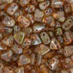 Half Silky Beads - Crystal Picasso