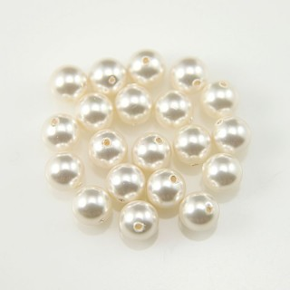 Perle Swarovski 6 mm - White
