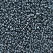 TOHO Round 11/0 - Metallic Hematite