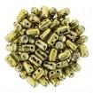 Margele Rulla - Crystal Polished Brass