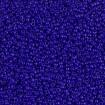 Miyuki Round Rocailles 15/0 - Opq Cobalt Blue