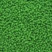 Miyuki Round Rocailles 15/0 - Opq Pea Green