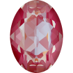 Oval 18 x 13 mm - Lotus Pink DeLite