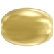 Rice Pearl 4 mm - Gold