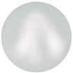 Perle Swarovski 10 mm – Irid Dove Grey