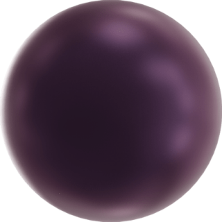 Perle Swarovski 8 mm – Elderberry