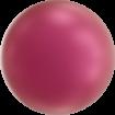 Perle Swarovski 6 mm – Mulberry Pink
