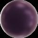 Perle Swarovski 2 mm - Elderberry