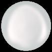 Perle Banut  10 mm - Iridescent Dove Grey