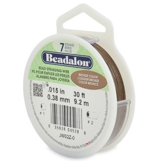 Sarma Beadalon 7 strands - Bronze