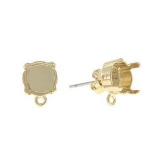 Baze aurii cercei - Xirius Chaton 1088 SS39