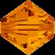 Biconic Swarovski 6 mm - Tangerine