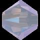 Biconic Swarovski 3 mm - White Opal Shimmer 2X