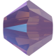 Biconic Swarovski 3 mm - Cyclamen Opal Shimmer