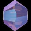 Biconic Swarovski 3 mm - Cyclamen Opal Shimmer 2X