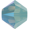 Biconic Swarovski 3 mm - Pacific Opal Shimmer