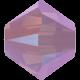 Biconic Swarovski 3 mm - Rose Water Opal Shimmer 2X