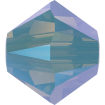 Biconic Swarovski 4 mm - Pacific Opal Shimmer 2X