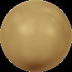Perle Swarovski 2 mm - Bright Gold