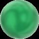 Perle Swarovski 2 mm - Eden Green