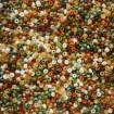 Miyuki Round Rocailles 11/0 - Mix Earthtone