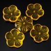 Floricele 20 mm - Galbene