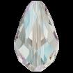 Drop Bead 9 x 6 mm - Crystal Shimmer 2X