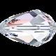 Drop Bead 9 x 6 mm - Crystal AB