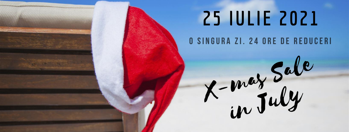 Christmas Sale in July